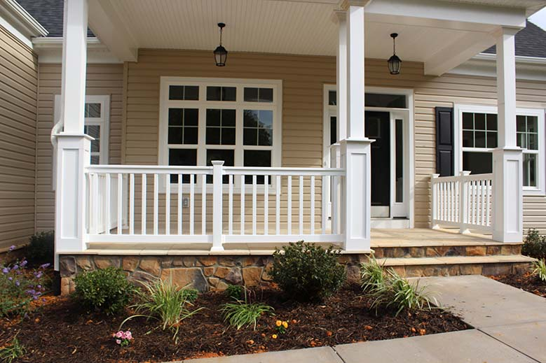Lake of the Woods - 109 Harrison Circle Front Porch